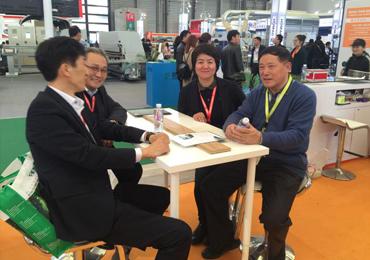 Domotex Asia 2017 Shanghai ground materials exhibition shine!