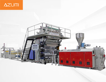 PVC Flooring Production Machine
